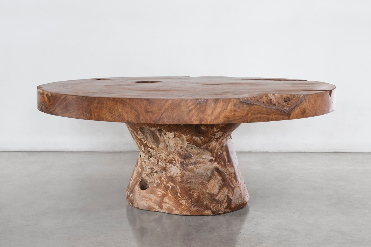 small teak coffee table_A_LOW