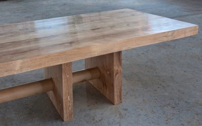 04 TEAK DINING TABLE
