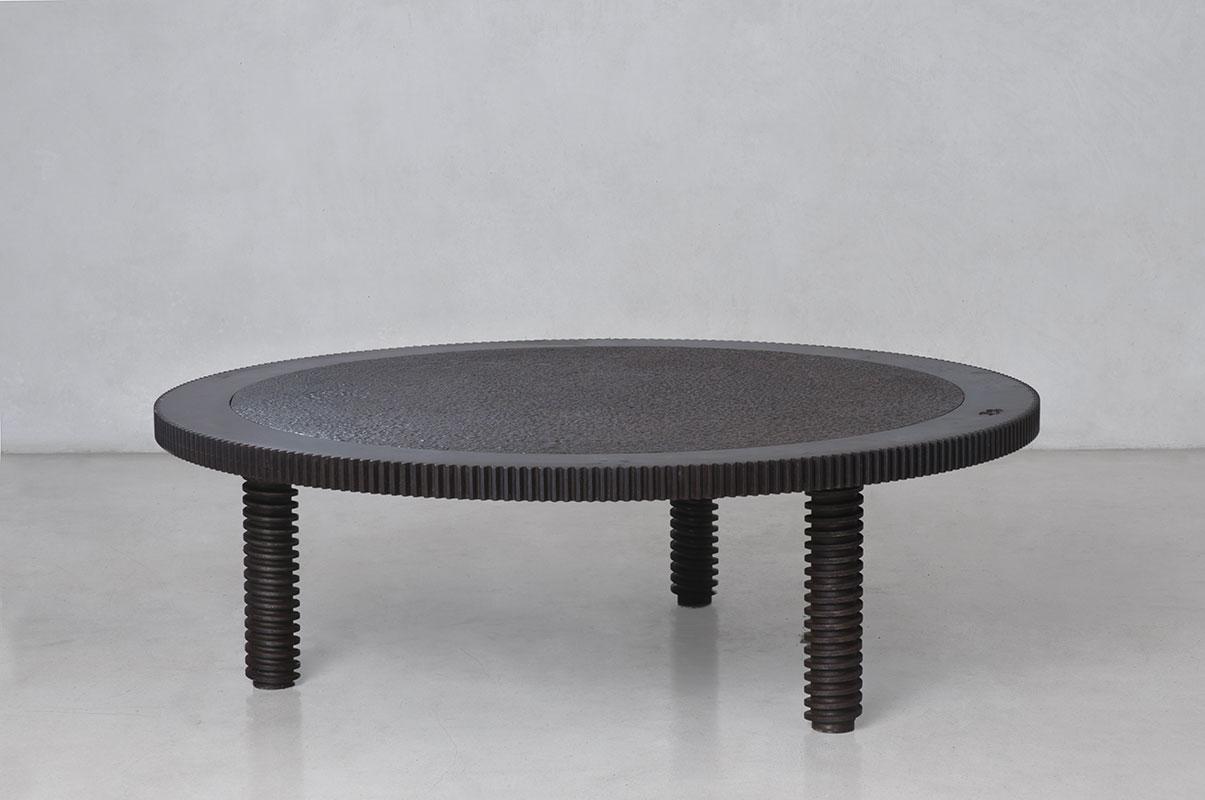 14 3 Legs Iron Coffee Table Jerome Abel Seguin